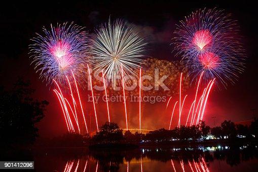 istock firework for celebration 901412096