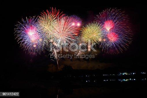 istock firework for celebration 901412422