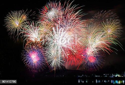 istock firework for celebration 901412790