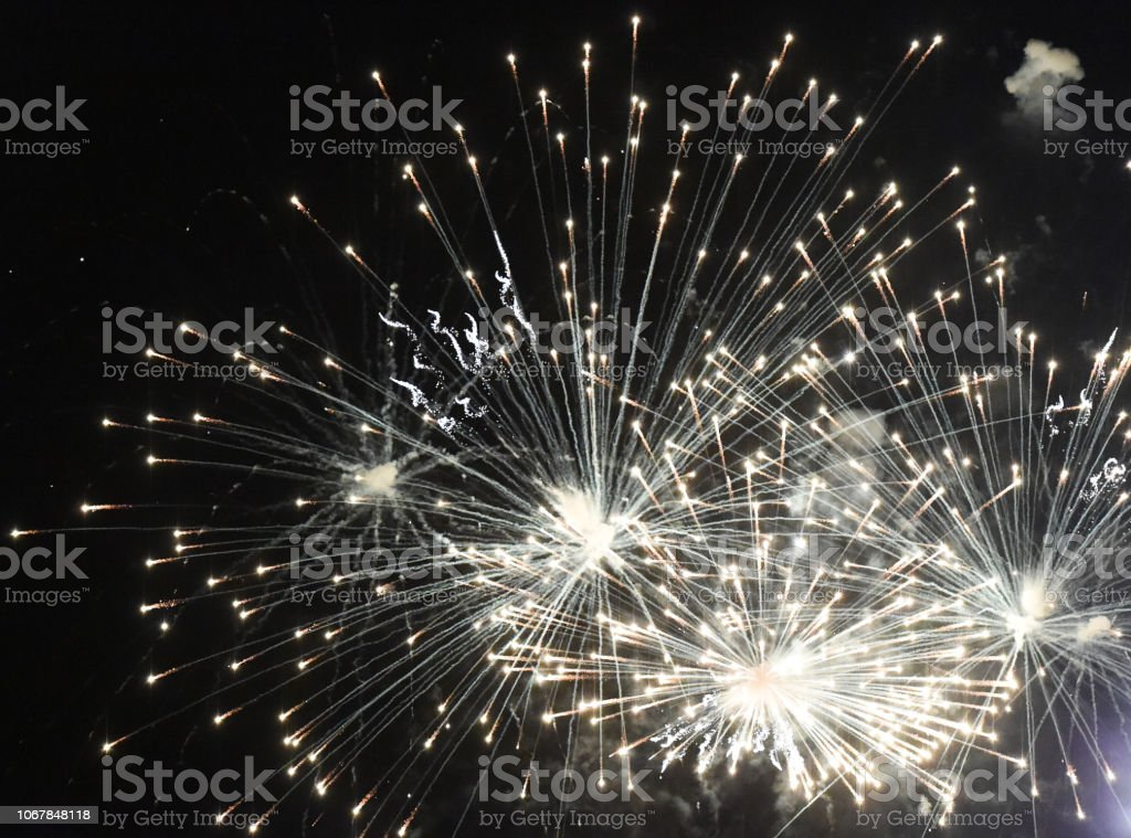 Fireworks Appeal stock photo