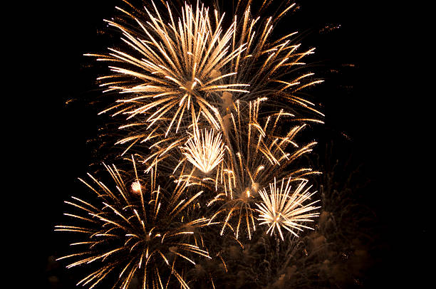 Fireworks at night Beautiful fireworks at night 2014 stock pictures, royalty-free photos & images