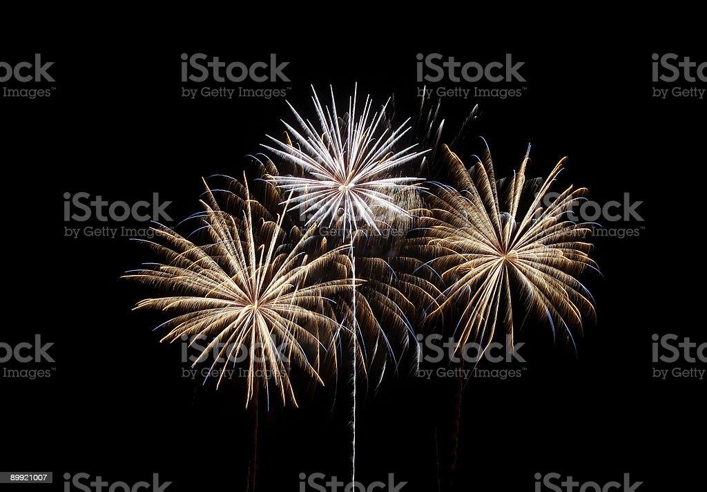 Fireworks celebration royalty-free stock photo