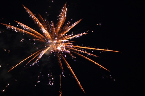 Fireworks Display Stock Photo - Download Image Now