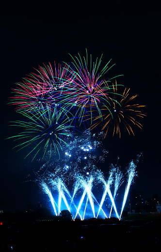 花火のイベント - 人物なしのストックフォトや画像を多数ご用意
