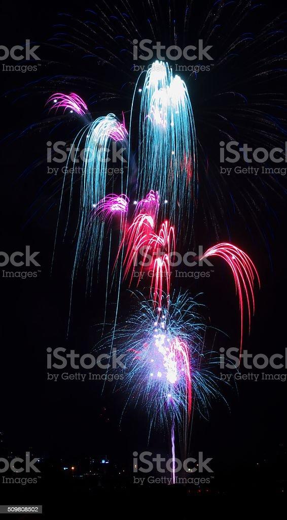 花火のイベント - 人物なしのロイヤリティフリーストックフォト