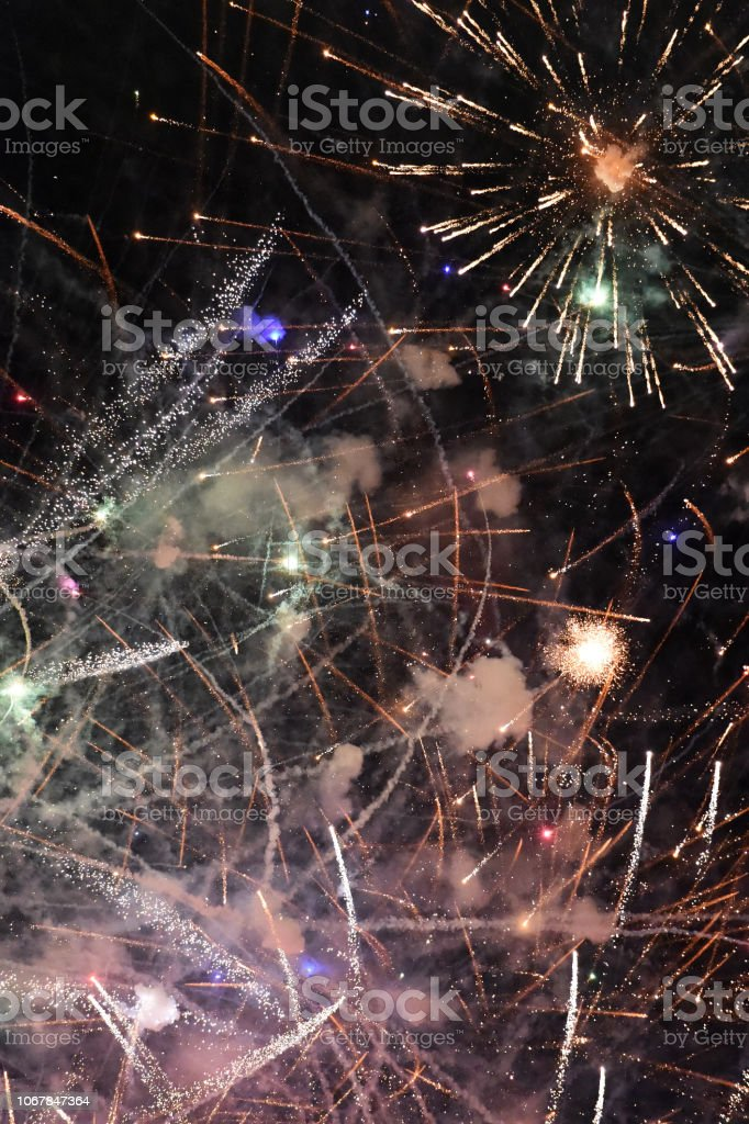 Fireworks Featured stock photo
