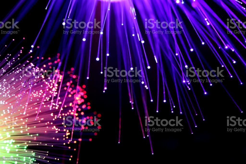 Fireworks in the Sky royalty-free stock photo
