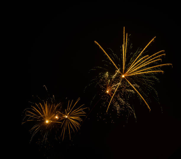Feuerwerk in the sky – Foto