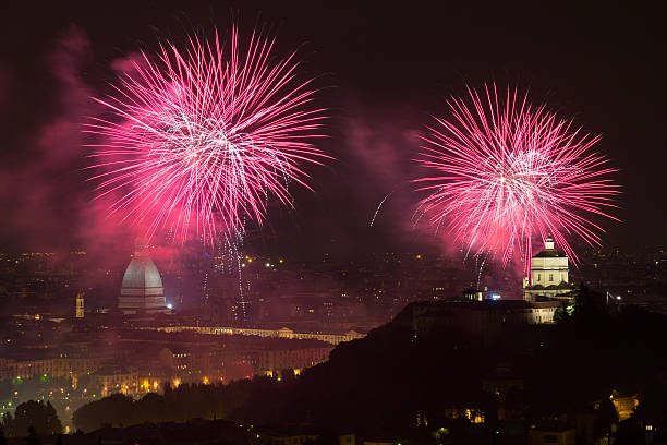 Best Turin Torino Province Firework Display Pyrotechnics