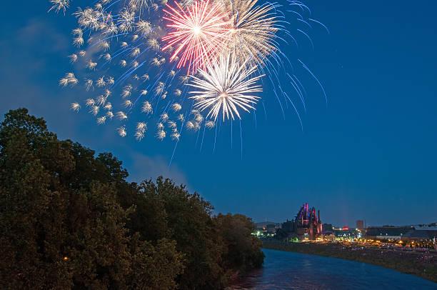 Feuerwerk – Foto
