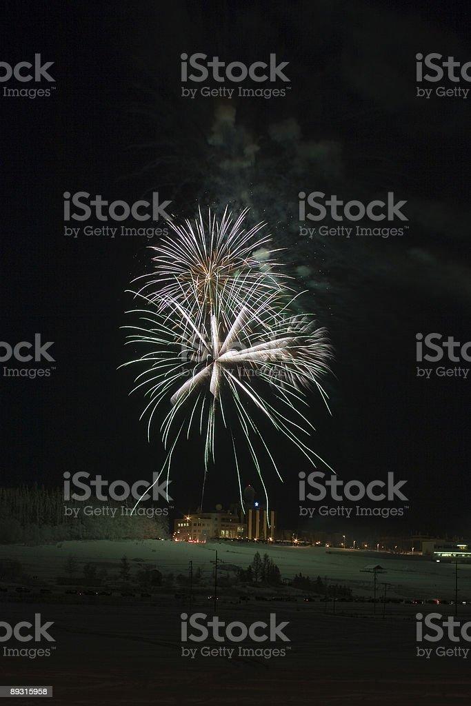 Fireworks!!! royalty-free stock photo