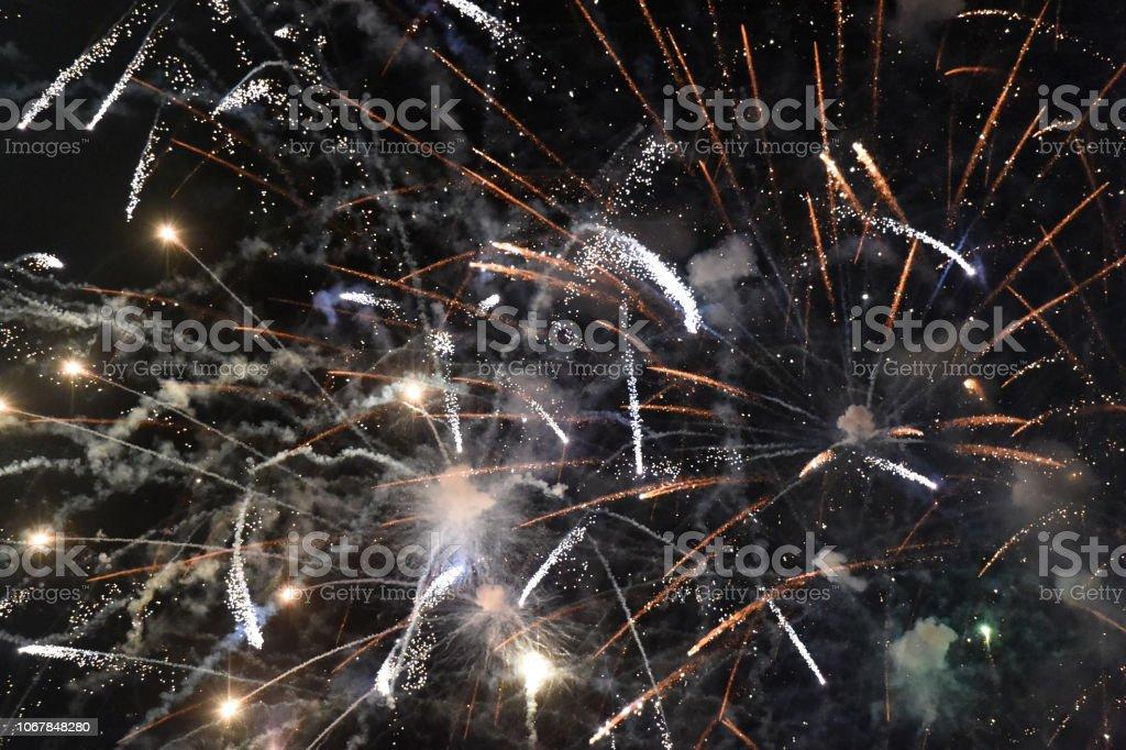 Fireworks Random stock photo