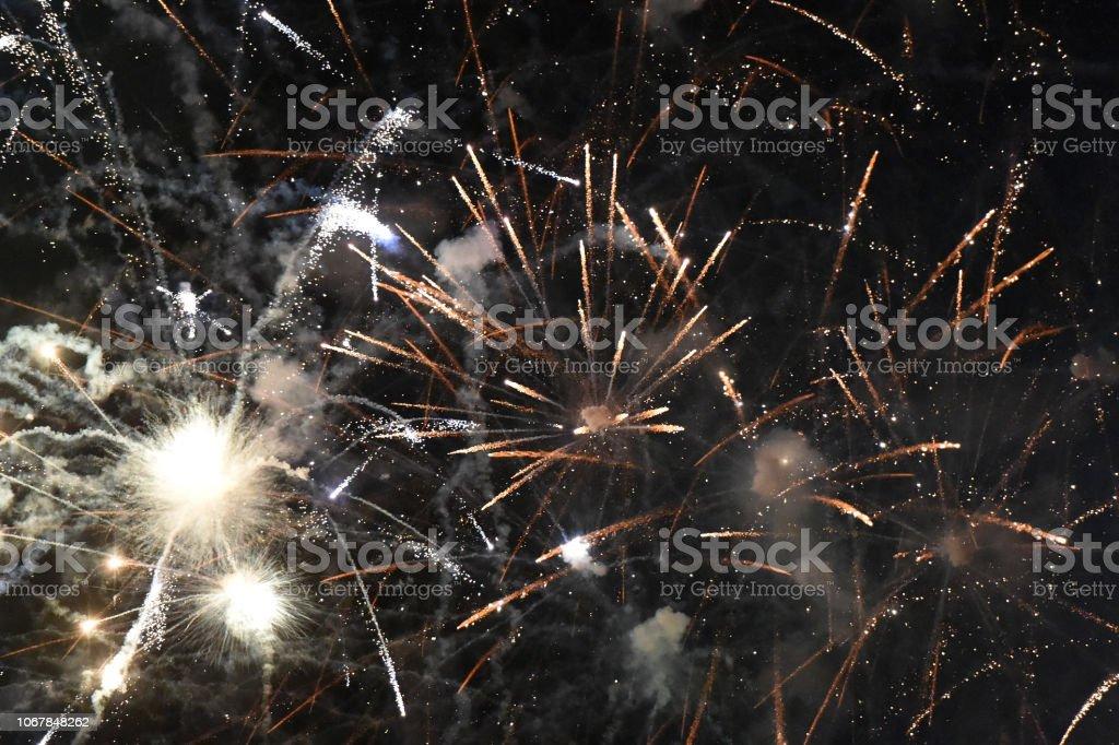 Fireworks Ready stock photo
