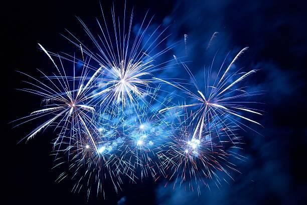 Feuerwerk, salute. – Foto