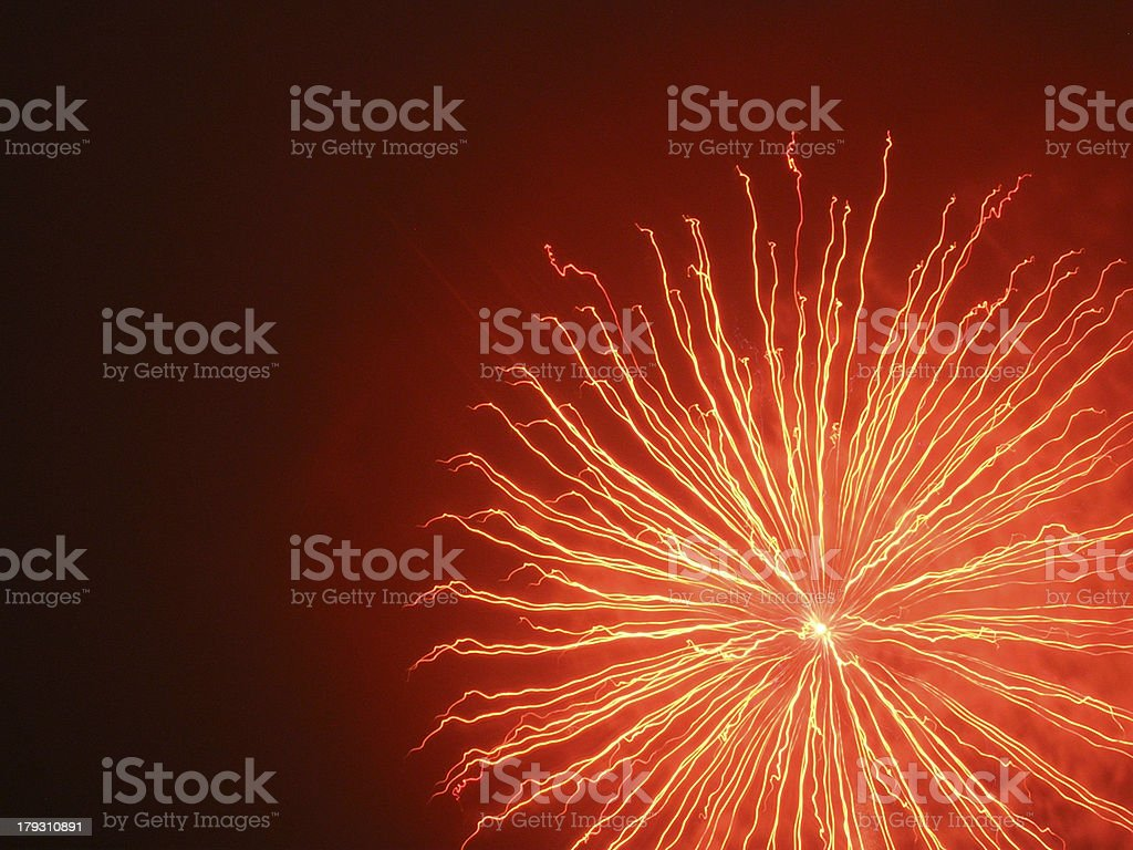 fireworks1 royalty-free stock photo