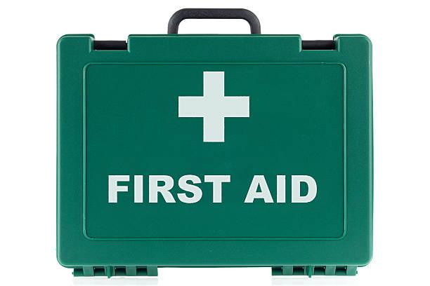 응급 처치 상자 - 응급 처치 뉴스 사진 이미지