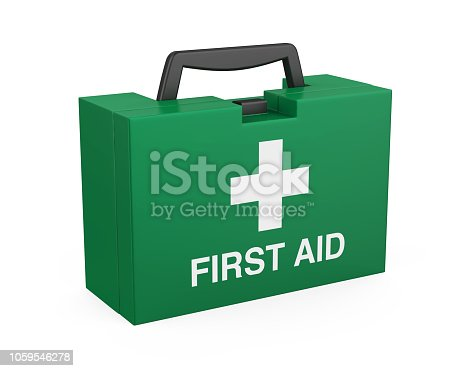 istock First Aid Kit Isolated 1059546278