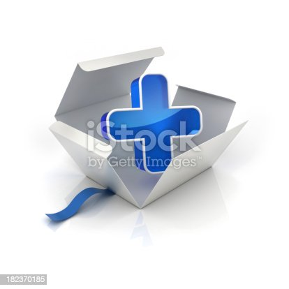 istock First aid kit 182370185
