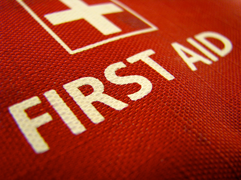 First Aid Kit Stock Photo - Download Image Now