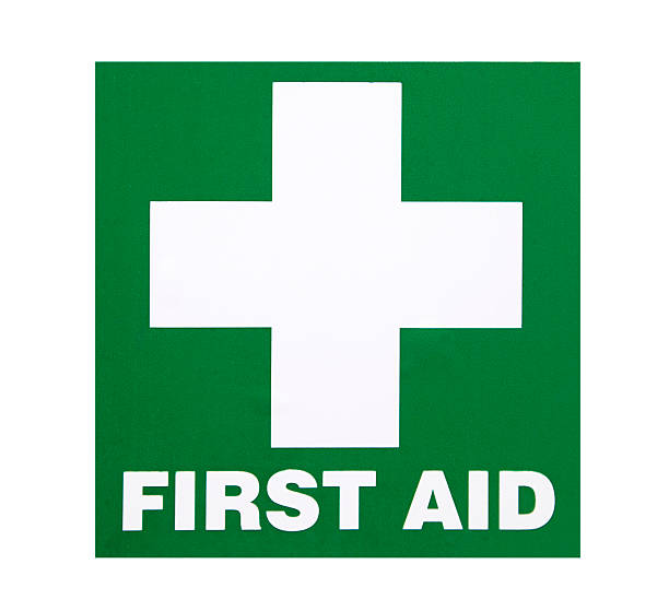Best First Aid Sign Stock Photos Pictures Amp Royalty Free Images Istock