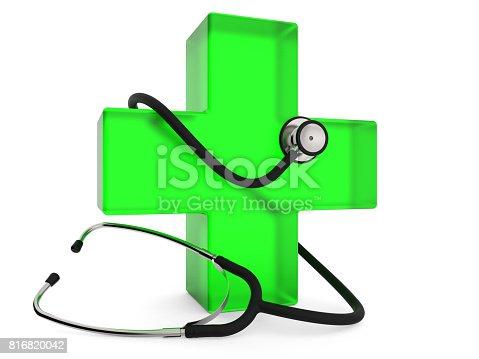 istock First aid symbol 816820042