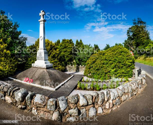 First and second world war memorial/commemoration