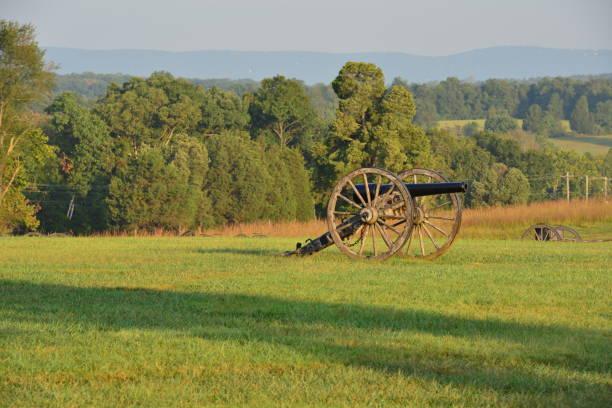 Erste Schlacht von Bull Run, Erste Schlacht von Manassas im amerikanischen Bürgerkrieg – Foto