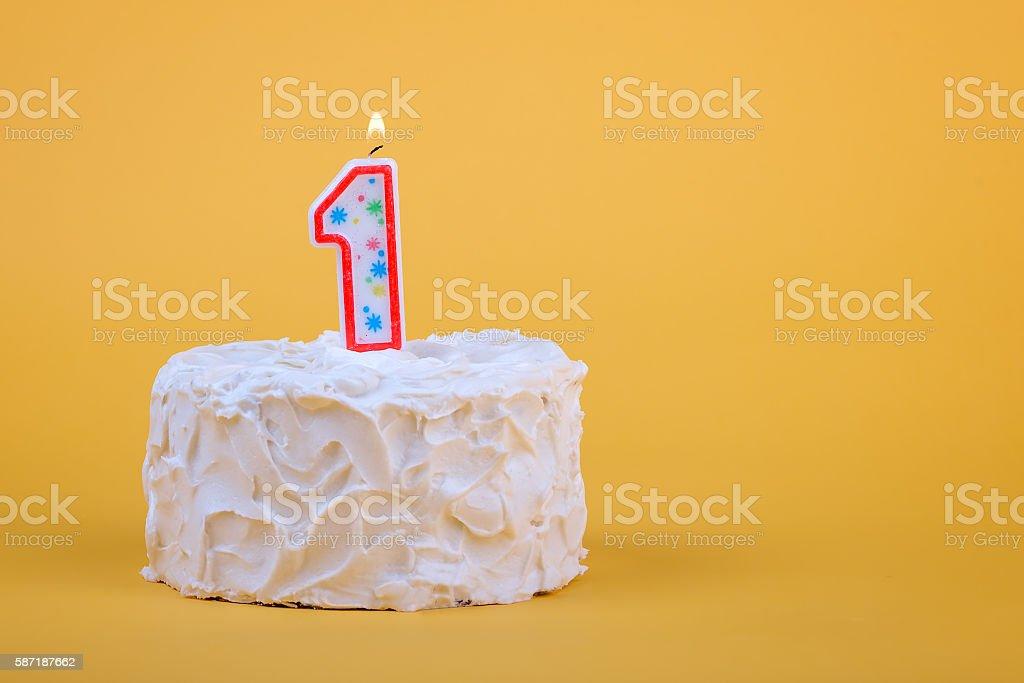 First Geburtstag Kuchen – Foto