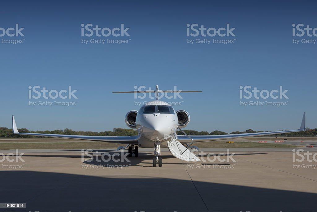 First Class Wings stock photo