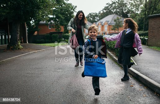 istock First day of school 855438704