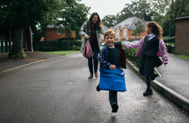 First day of school First day of school real life stock pictures, royalty-free photos & images