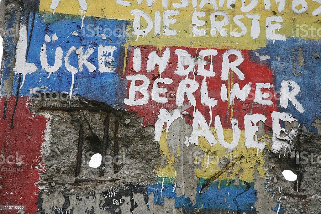Erste Loch in der Wand (Serie – Foto