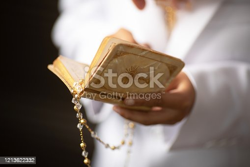 First Holy Communion Bible reading