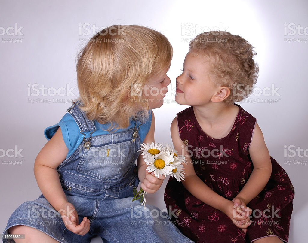 first love II royalty-free stock photo