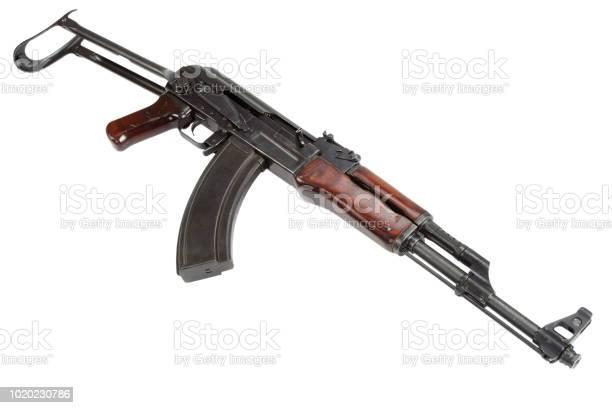 First model AK 47 from 1954 assault rifle