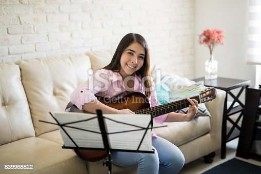 istock First music lessons 839968822