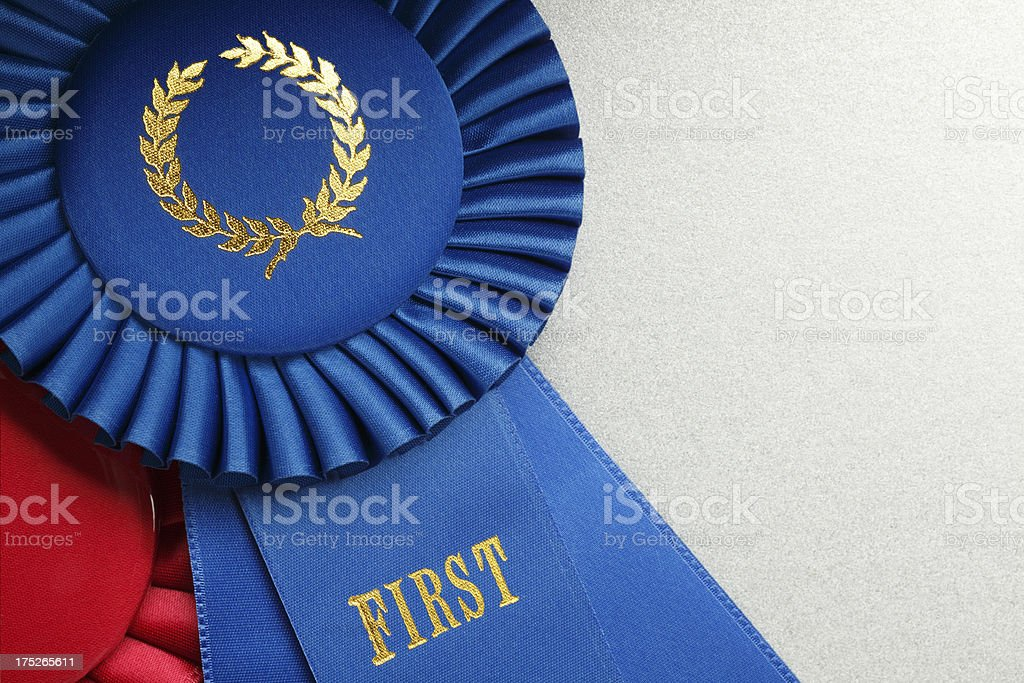 First Prize stock photo
