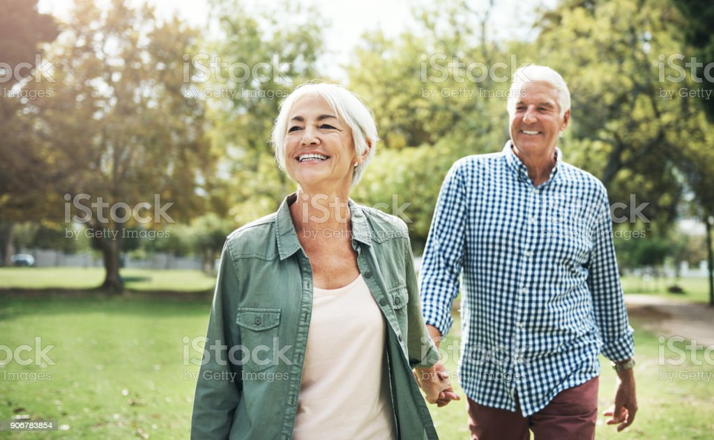 First rule of retirement: Go and have fun stock photo
