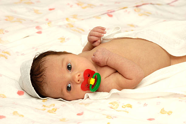 First time after bath  ventriloquist's dummy stock pictures, royalty-free photos & images