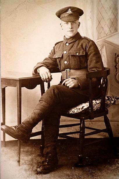 Soldat de première guerre mondiale - Photo