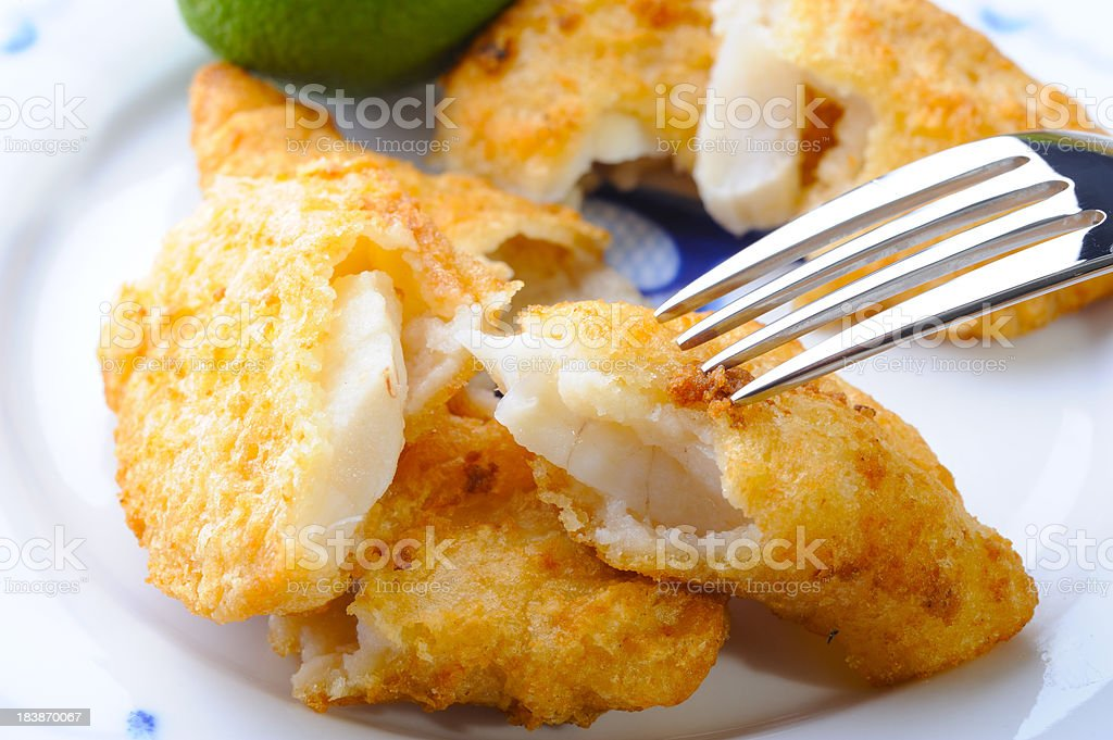 Fish and Chip stock photo