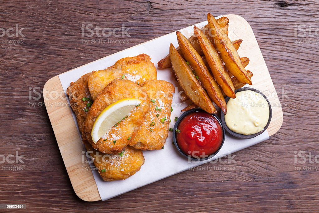 Fish and chips – Foto