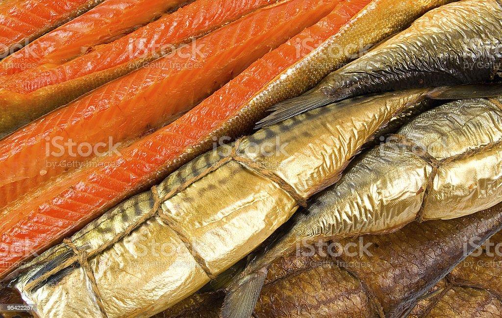 Fish background stock photo