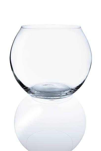 fish-bowl - vase glas stock-fotos und bilder