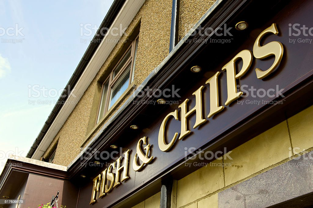 Fish and Chips shop & SIGNIERT – Foto