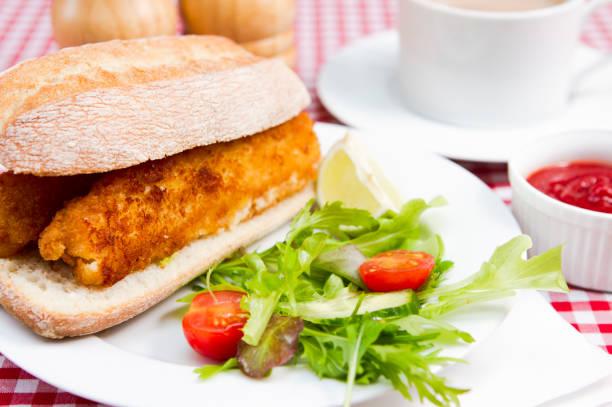 Fish Sandwiches - YouTube