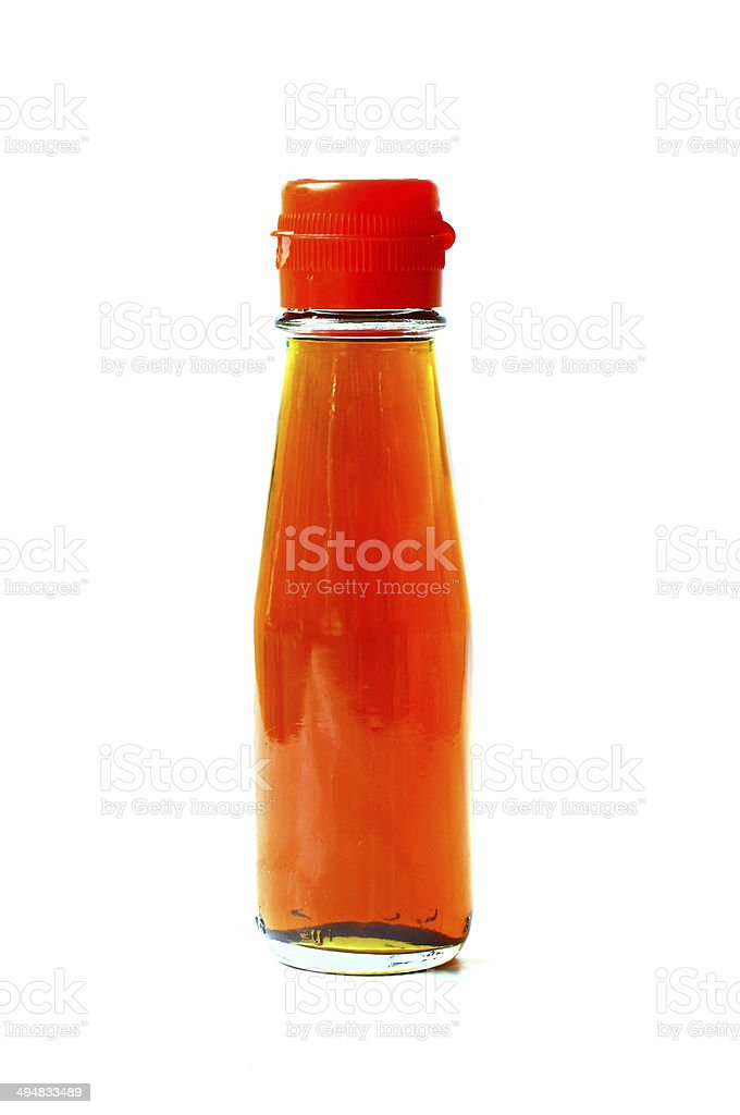 Fish sauce royalty-free stock photo