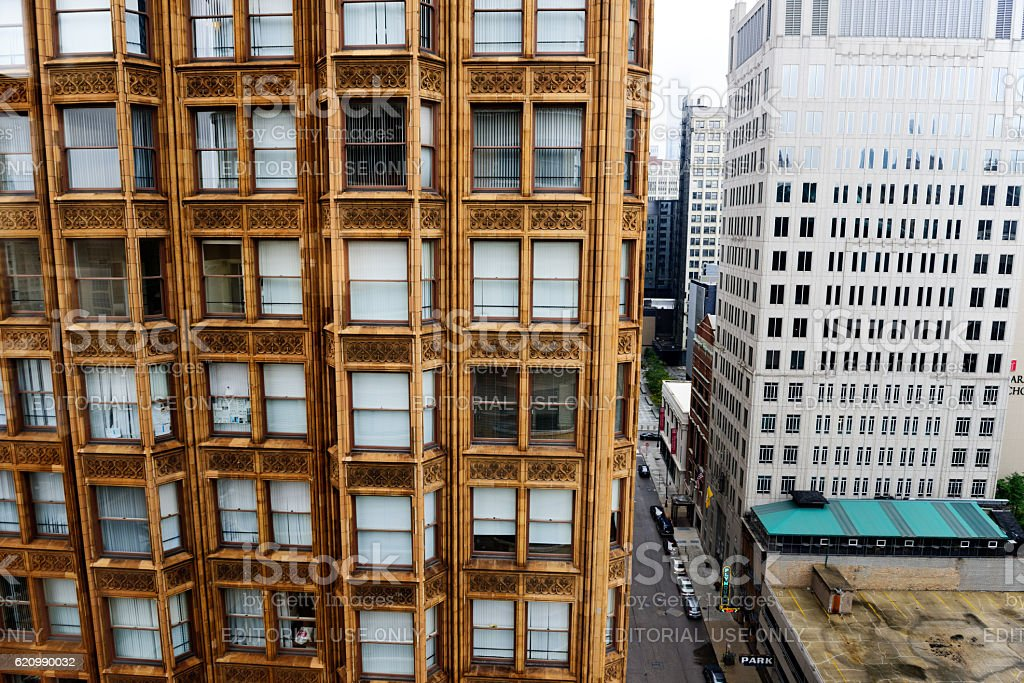 Fisher Building in The Loop, downtown Chicago - Photo