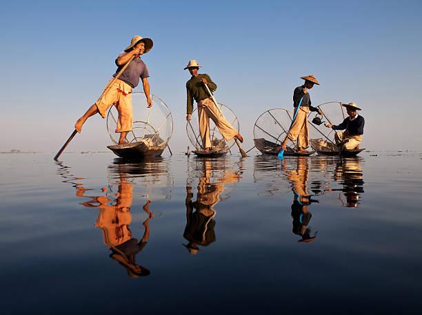 Fisher, Myanmar