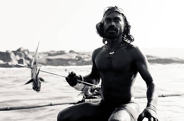 Fischer Indien – Foto